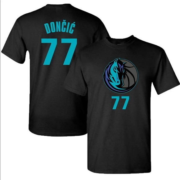 quality design f832a 56fda Luka Doncic Dallas Mavericks City Edition Jersey